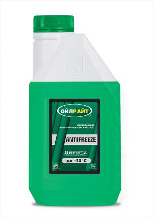 Антифриз OILRIGHT, зеленый, 1 кг