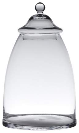 Банка для хранения Hakbijl Glass Janine H28 D23
