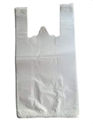 Пакет-майка ПНД белый 35 л 45х50 14 мкм
