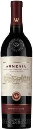 Вино Armenia Red Semi-Sweet