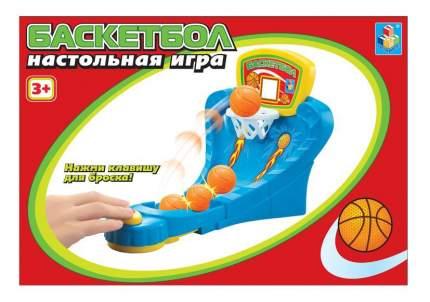 Настольная игра 1Toy баскетбол 36х25х5 см