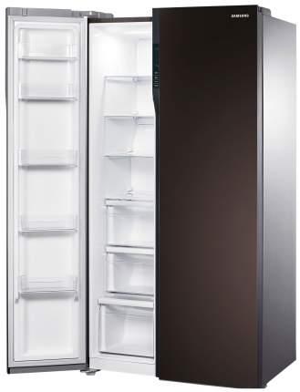 Холодильник Samsung RS552NRUA9M Red