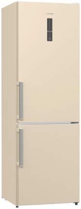 Холодильник Gorenje NRK6192MC Beige