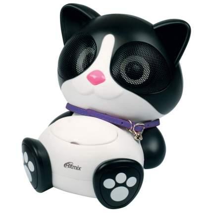 Магнитола Ritmix ST-560 Cat Белый, черный