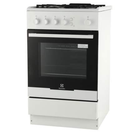 Газовая плита Electrolux EKG950100W White