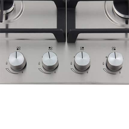 Встраиваемая варочная панель газовая Samsung NA64H3040AS Silver