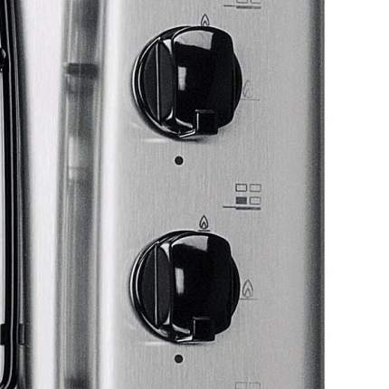 Встраиваемая газовая панель независимая Indesit PIM 640 AS (IX) (EE)