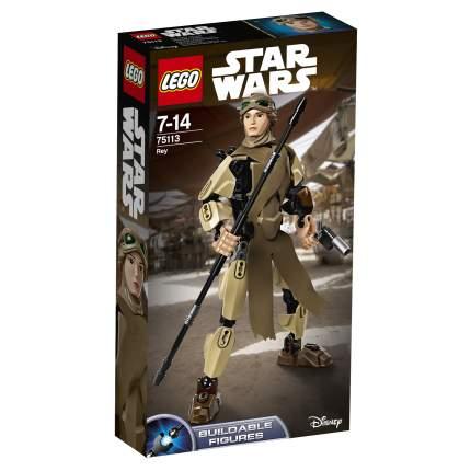 Конструктор LEGO Constraction Star Wars Рей (75113)