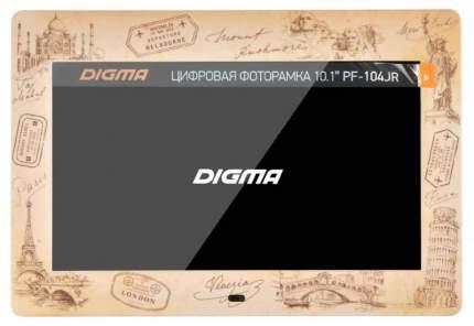 Цифровая фоторамка Digma PF104JR