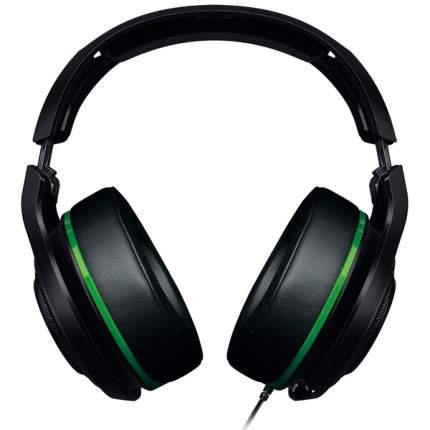 Игровые наушники Razer ManOWar 7.1 Green/Black (RZ04-01920300-R3M1)