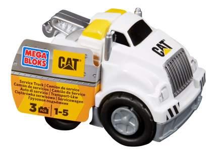 Машинка пластиковая Mega Bloks CYR12 DCJ81