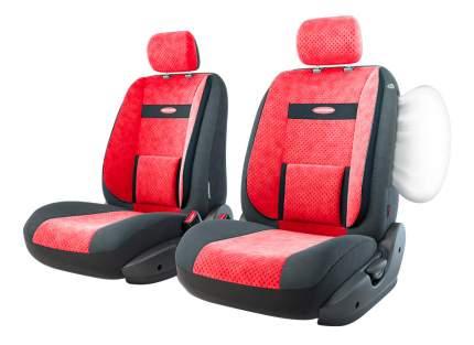 Комплект чехлов на сиденья Autoprofi Comfort TRS/COM-001 BK/RD