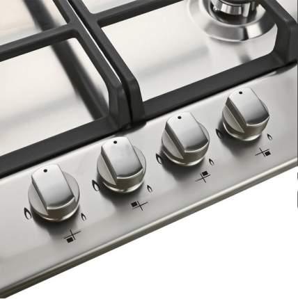 Встраиваемая варочная панель газовая Whirlpool AKR 363/IX Silver