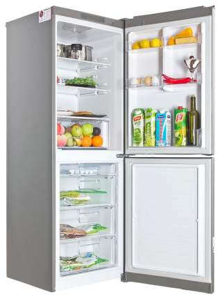 Холодильник LG GA-B379SMCL Silver