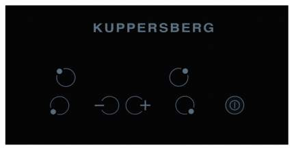 Встраиваемая электрическая панель независимая Kuppersberg FA6VS01