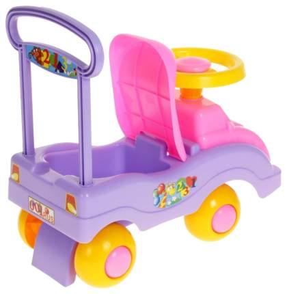 Каталка Совтехстром автомобиль для девочек