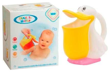 Игрушка для купания ABtoys «Веселое купание» Пеликан для ванной PT-00530 26,5х18х19 см