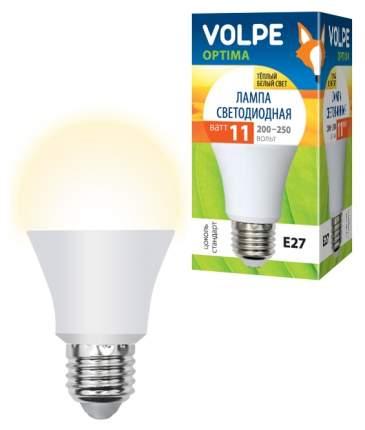 Лампа светодиодная (UL-00000959) E27 11W 3000K шар матовый LED-A60-11W/WW/E27/FR/O