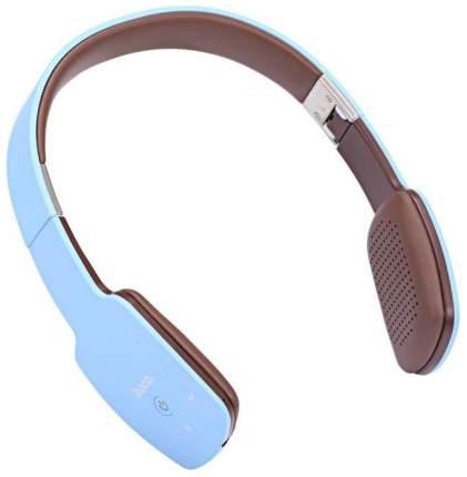 Беспроводные наушники Hoco W4 Blue