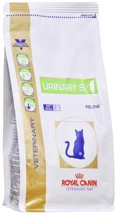Сухой корм для кошек ROYAL CANIN Urinary S/O, лечение и профилактика МКБ, 1,5кг