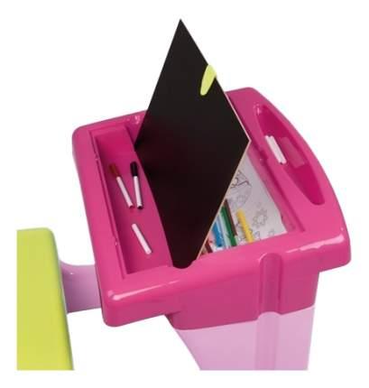 Парта детская Smoby Розовая