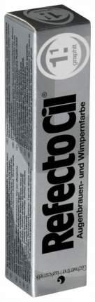 Краска RefectoCil темно-серая (графит) N1,1, 15 мл