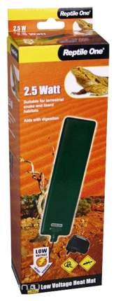 Греющая подушка для террариума Reptile One Low Voltage Heat Mat 2,5 Вт,6 х 24 см