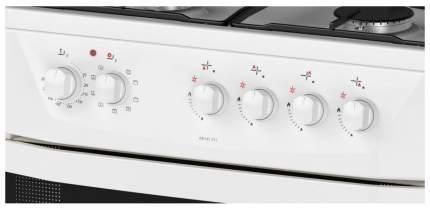 Комбинированная плита Darina 1D KM 141 311 W White
