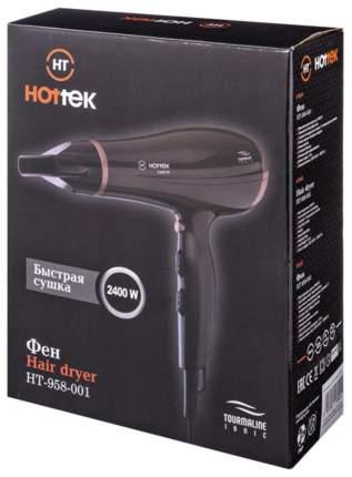 Фен Hottek 958-001 Black
