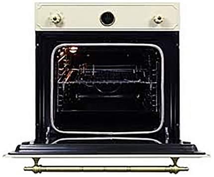Встраиваемый электрический духовой шкаф Zigmund & Shtain EN 130.922 X Beige