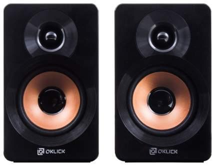 Колонки компьютерные Oklick OK-171 Черный 2,0, 6Вт
