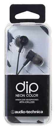 Наушники Audio-Technica ATH-CKL220 Black