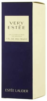 Парфюмерная вода Estee Lauder Very Estee 30 мл