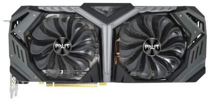 Видеокарта Palit GameRock GeForce RTX 2080 (PA-RTX2080 GameRock 8G)
