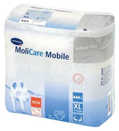 Подгузники для взрослых HARTMANN MoliCare Mobile Впитывающие трусы 14 шт, XL/4