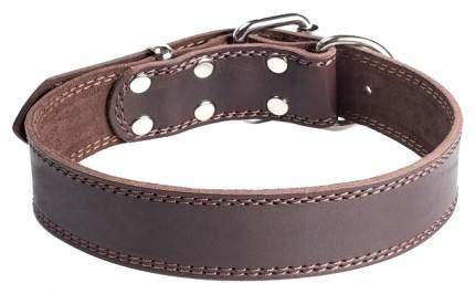 Ошейник для собак GRIPALLE Дакс кожаный стальная фурнитура Дакс 25-35S 7528