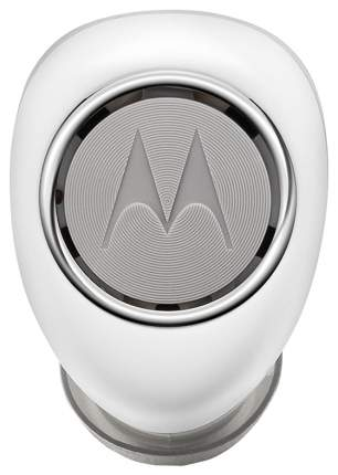 Беспроводные наушники Motorola VerveOnes Music Edition White