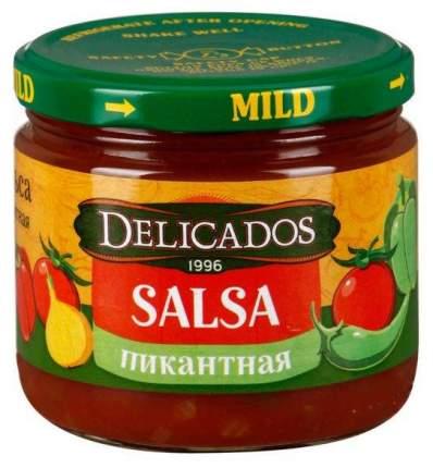 Соус Delicados сальса пикантная 200 г