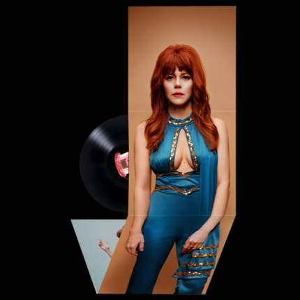 Виниловая пластинка Jenny Lewis On The Line (LP)