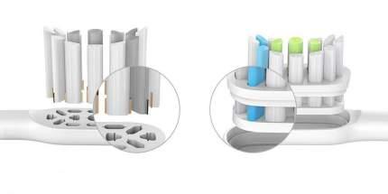 Сменные насадки для зубных щеток Soocas X3 2 шт