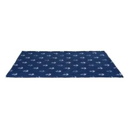 Подстилка для собак TRIXIE Barney, синяя, 100x70 см