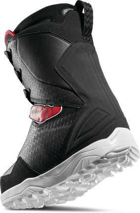 Ботинки для сноуборда ThirtyTwo Lashed Crab Grab 2020, black/red/white, 27