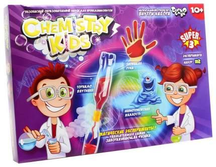 """Набор для опытов """"Chemistry Kids. Магические эксперименты. Набор 2"""""""
