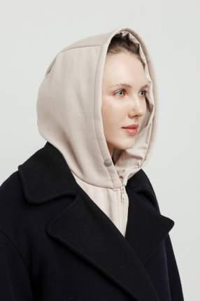 Шапка-капюшон женская UNU clothing 6120219 латте