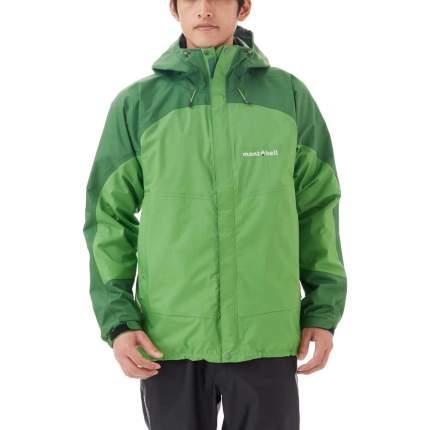 Куртка Montbell Thunder Pass, evergreen/prime green, M INT