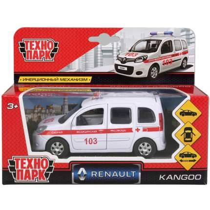 Машина Технопарк Renault Kangoo Скорая