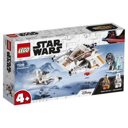 Конструктор LEGO Star Wars 75268 Снежный спидер