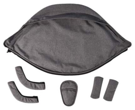 Тканевый комплект для коляски Squizz3 Looping, темно-серый, арт. N15A-DG