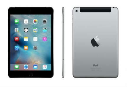 Apple iPad mini 4 Wi-Fi 64 ГБ, «серый космос»