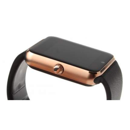 Детские смарт-часы Smart Baby Watch GT08 Gold/Black